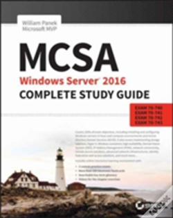 Wook.pt - Mcsa Windows Server 2016 Complete Study Guide