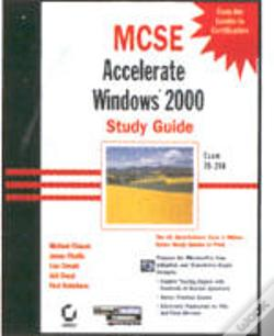 Wook.pt - MCSE: Accelerated Windows 2000 - Study Guide