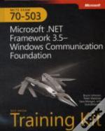Mcts Self Paced Training Kit (Exam 70-503)