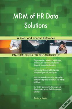 Wook.pt - Mdm Of Hr Data Solutions A Clear And Concise Reference