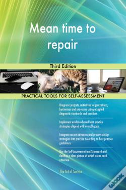 Wook.pt - Mean Time To Repair Third Edition