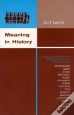 Meaning In History