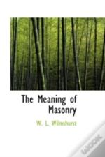 Meaning Of Masonry