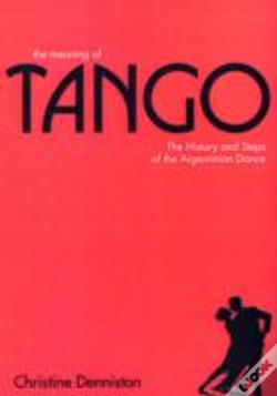 Wook.pt - Meaning Of Tango