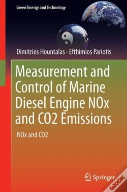 Wook.pt - Measurement And Control Of Marine Diesel Engine Nox And Co2 Emissions