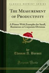 Measurement Of Productivity