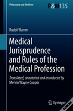 Wook.pt - Medical Jurisprudence And Rules Of The Medical Profession