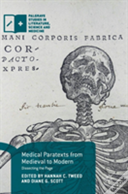 Wook.pt - Medical Paratexts From Medieval To Modern