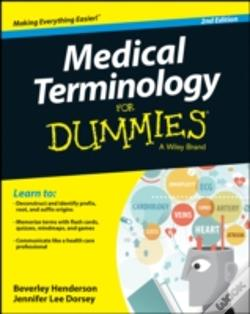 Wook.pt - Medical Terminology For Dummies