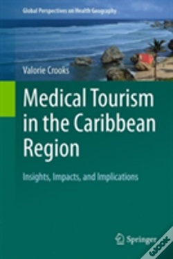 Wook.pt - Medical Tourism In The Caribbean Region