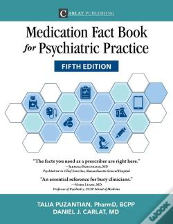 Wook.pt - Medication Fact Book For Psychiatric Practice, Fifth Edition