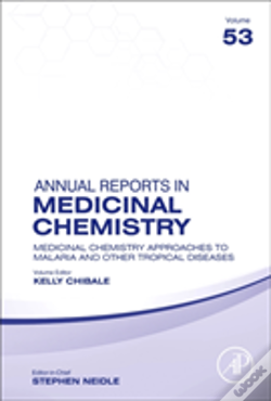 Wook.pt - Medicinal Chemistry Approaches To Malaria And Other Tropical Disease