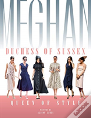 Meghan Duchess Of Sussex Queen Of Style