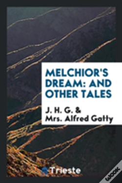 Wook.pt - Melchior'S Dream: And Other Tales