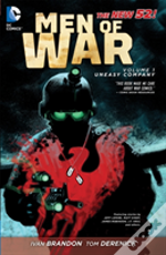 Men Of War Tp Vol 01 Uneasy Company