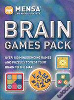 Mensa Brain Games Pack
