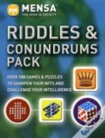'Mensa' Riddles And Conundrums Pack