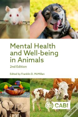 Wook.pt - Mental Health And Well-Being In Animals