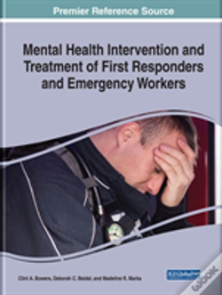 Wook.pt - Mental Health Intervention And Treatment Of First Responders And Emergency Workers