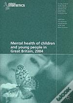 Mental Health Of Children And Young People In Great Britain