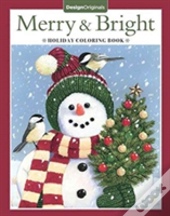 Merry Bright Holiday Coloring B