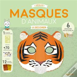Wook.pt - Mes Masques D'Animaux