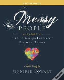 Wook.pt - Messy People - Women'S Bible Study Leader Guide