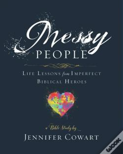 Wook.pt - Messy People - Women'S Bible Study Participant Workbook