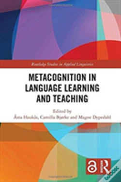 Wook.pt - Metacognition In Language Learning And Teaching