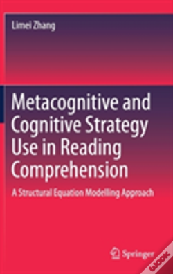 Wook.pt - Metacognitive And Cognitive Strategy Use In Reading Comprehension