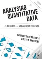 Methods For Analysing Quantitative Data For Business And Management Students