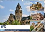 Metz Question De Point De Vue Calendrier Mural 2018 Din A3 Horizontal