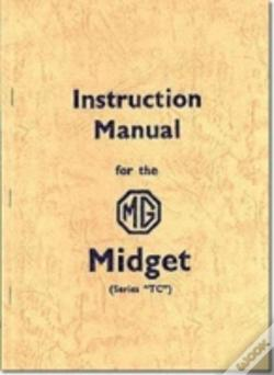 Wook.pt - Mg Midget Tc Official Instruction Manual