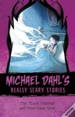 Wook.pt - Michael Dahl'S Really Scary Stories Pack C Of 4