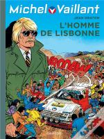 Michel Vaillant Reedition T.45 Michel Vaillant T45 (Reedition) - L'Homme De Lisbo