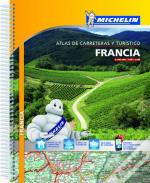 Michelin Atlas Francia (A4)