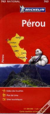 Michelin Mapa Perú