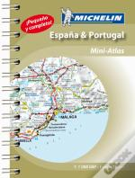 Michelin Mini-Atlas España/Portugal