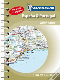 Wook.pt - Michelin Mini-Atlas España/Portugal