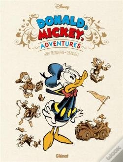 Wook.pt - Mickey And Donald'S Adventures - Coffret