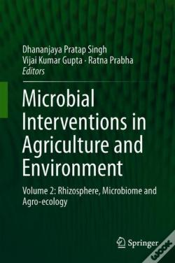Wook.pt - Microbial Interventions In Agriculture And Environment