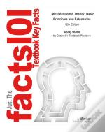 Microeconomic Theory, Basic Principles And Extensions
