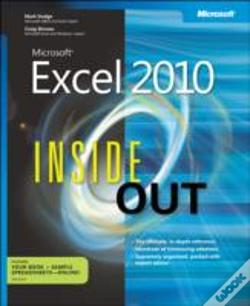 Wook.pt - Microsoft Excel 2010 Inside Out