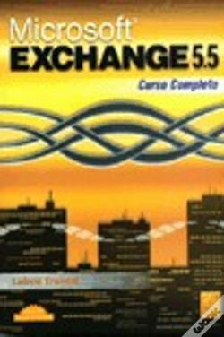Wook.pt - Microsoft Exchange 5.5 - Curso Completo