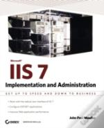 Microsoft Iis 7 Implementation And Administration
