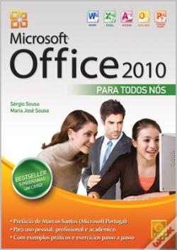 Wook.pt - Microsoft Office 2010 Para Todos Nós