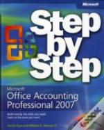 Microsoft Office Accounting Professional 2007 Step By Step