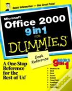 Microsoft Office All In One For Dummies