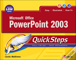 Wook.pt - Microsoft Office Powerpoint 2003 Quicksteps