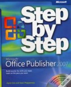 Wook.pt - Microsoft Office Publisher 2007 Step By Step